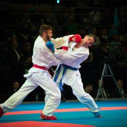 Karate: điểm giao thoa giữa cương và nhu