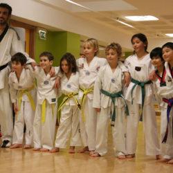 Ý nghĩa từng màu đai trong Taekwondo