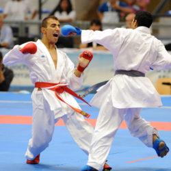 Phương pháp tập luyện Karate