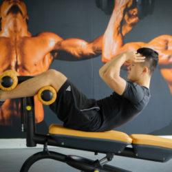 Hướng dẫn bài tập gym giảm mỡ bụng nhanh chóng