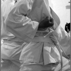 Ý nghĩa của đai trắng trong Karate