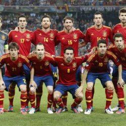 Sơ lược về đội tuyển Tây Ban Nha tại các kỳ Euro