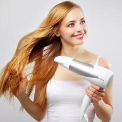 Bạn nên sấy tóc thật khô vào những ngày này