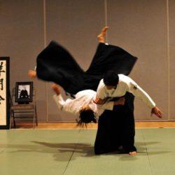 Đòn Shihonage: thế võ cơ bản trong Aikido
