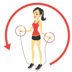 Thật hư về chuyện nhảy dây giảm cân