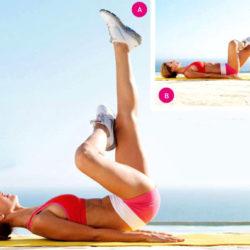 4 động tác yoga giúp eo thon nhanh chóng