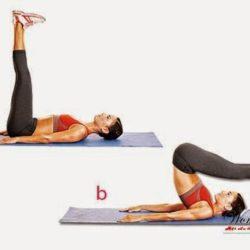 Càng kéo căng cơ thể thì càng nhiều đốt sống của bạn được kéo dài ra hơn bấy nhiêu.