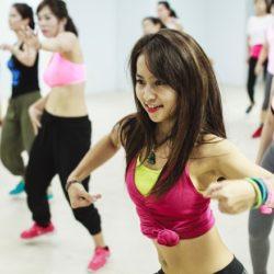 5 lợi ích nhảy zumba đem lại cho sức khỏe
