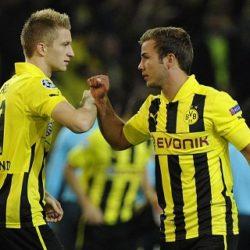 Gotzeus là cặp đôi hoàn mỹ đối với người hâm mộ bóng đá Đức