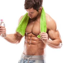 Cách bổ sung nước, muối khoáng đúng cách khi tập Gym