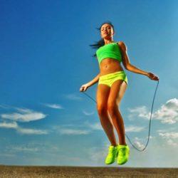 Nhảy dây đúng cách để chân thon, tăng chiều cao, giảm mỡ bụng