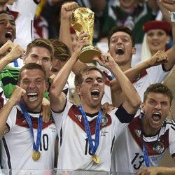 """Nhờ sự đóng góp đáng kể của """"Team Cologne"""", Đức đã vô địch World Cup 2014"""