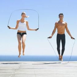 Bài tập nhảy dây hiệu quả để tăng chiều cao