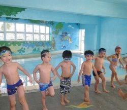 3 bài học cơ bản cho người mới học bơi