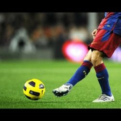 Kiến thức bóng đá: Phần 2 – Kỹ thuật sút bóng bằng lòng bàn chân