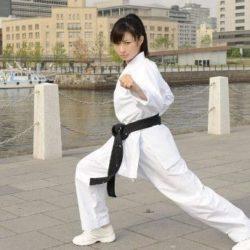 Karate và những vũ khí lợi hại