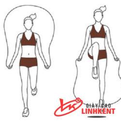 Cách nhảy dây tăng chiều cao hiệu quả