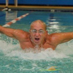 Lợi ích của bơi lội được thể hiện qua những con số