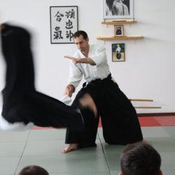 Tổng quan kiến thức quá trình rèn luyện Aikido