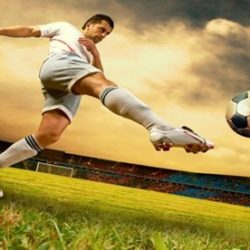 Kiến thức bóng đá: Phần 3 – Sút bóng bằng mu bàn chân
