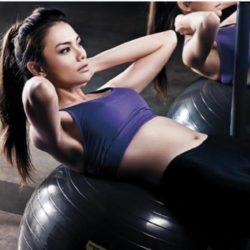 Hít thở đúng cách khi tập gym sẽ giúp giảm cân, giảm mỡ bụng hiệu quả