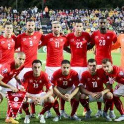 Đội hình đội tuyển Thụy Sĩ tại vòng loại chung kết Euro 2016