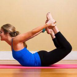 Giãn cơ lưng hiệu quả với 3 tư thế Yoga đơn giản