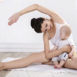 Bí quyết giảm cân sau sinh bằng yoga