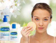 sữa rửa mặt cetaphil nhẹ dịu cho làn da