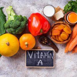 Góc giải đáp: Vitamin a có trong thực phẩm nào?